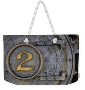 Porter And Company Steam Boiler Weekender Tote Bag
