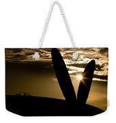 Porter Sunset Weekender Tote Bag