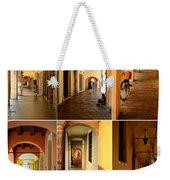 Porticos Of Padua No 2 Weekender Tote Bag