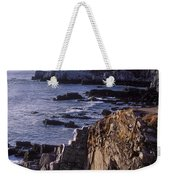 Portland Headlight Maine Weekender Tote Bag