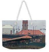 Portland Oregon Union Station Train Station Weekender Tote Bag