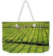 Porto Formoso Tea Gardens Weekender Tote Bag