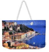 Porto Stefano In Italy Weekender Tote Bag