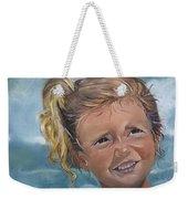 Portrait - Emma - Beach Weekender Tote Bag