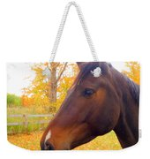 Portrait Of A Beauty Weekender Tote Bag