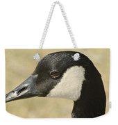Portrait Of A Canadian Goose  Weekender Tote Bag
