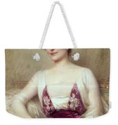 Portrait Of A Countess Weekender Tote Bag