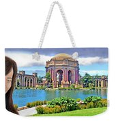 Portrait Of A Filipina Beauty Altered Version Weekender Tote Bag