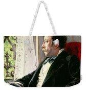Portrait Of A Man Weekender Tote Bag