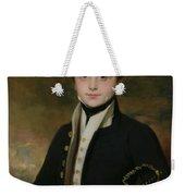 Portrait Of A Midshipman Weekender Tote Bag