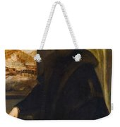 Portrait Of A Venetian Senator Weekender Tote Bag