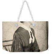 Portrait Of A Woman, C1895 Weekender Tote Bag