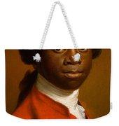 Portrait Of An African Weekender Tote Bag