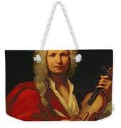 Portrait Of Antonio Vivaldi Weekender Tote Bag