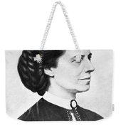 Portrait Of Clara Barton Weekender Tote Bag