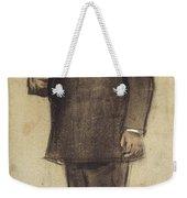 Portrait Of Emili Vilanova Weekender Tote Bag