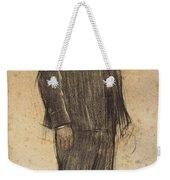 Portrait Of Enric Morera Weekender Tote Bag