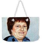 Portrait Of Essie Simon  Weekender Tote Bag