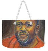 Portrait Of Felly Weekender Tote Bag