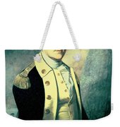 Portrait Of George Washington Weekender Tote Bag by James the Elder Peale