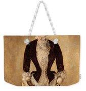 Portrait Of Isabella Reisser Weekender Tote Bag