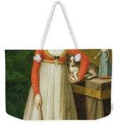 Portrait Of Isidore, 1810 Weekender Tote Bag