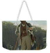 Portrait Of Ivan Ivanovich Shishkin Weekender Tote Bag