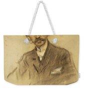 Portrait Of Jacinto Octavio Picon Weekender Tote Bag