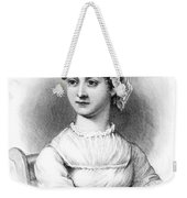 Portrait Of Jane Austen Weekender Tote Bag