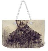 Portrait Of Jaume Carner Weekender Tote Bag
