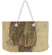 Portrait Of Joan Gay  Weekender Tote Bag