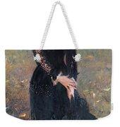 Portrait Of Madame Edouard Pailleron Weekender Tote Bag