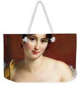 Portrait Of Madame Recamier  Weekender Tote Bag