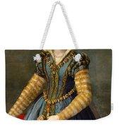 Portrait Of Maria De Medici Or Eleonora Di Garzia Di Toledo Weekender Tote Bag