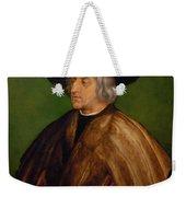 Portrait Of Maximilian I Weekender Tote Bag