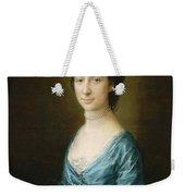 Portrait Of Mrs Clement Tudway Weekender Tote Bag