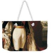 Portrait Of Napoleon IIi Louis Napoleon Bonaparte Weekender Tote Bag