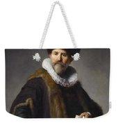 Portrait Of Nicolaes Ruts Weekender Tote Bag