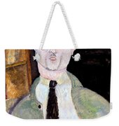 Portrait Of Paul Guillaume Weekender Tote Bag