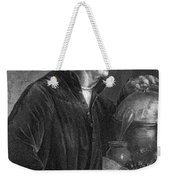 Portrait Of Richard Wagner Weekender Tote Bag