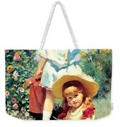 Portrait Of The Artists Children Weekender Tote Bag