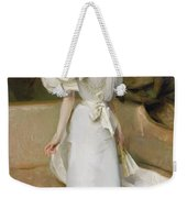 Portrait Of The Countess Of Clary Aldringen Weekender Tote Bag by John Singer Sargent