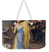 Portrait Of The Dancer Anna Pawlowa Weekender Tote Bag