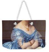 Portrait Of The Princesse De Broglie Weekender Tote Bag