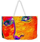 Portrait Of Venus Weekender Tote Bag