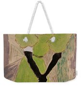 Portrait Of Yvette Guilbert Weekender Tote Bag