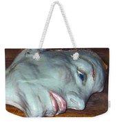 Portrait Sculpture Weekender Tote Bag