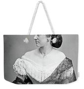 Portrait Woman, C1865 Weekender Tote Bag