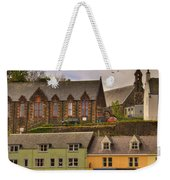 Portree. Isle Of Skye. Scotland Weekender Tote Bag