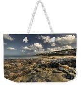 Portscatho Beach  Weekender Tote Bag